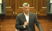 ТАЧИ ОТКРИО ШОКАНТНЕ ДЕТАЉЕ: Дошло време за последње поглавље дијалога и признање независног Косова!