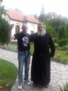 Отац Серафим, ја и Путин - Бог са нама