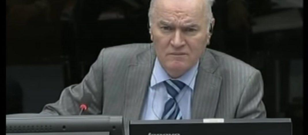 ХАШКО ТУЖИЛАШТВО У ЗАВРШНОЈ РЕЧИ: Ратко Младић је кључни актер масакра и злочина у Сребреници
