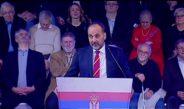 Саша Јанковић на првом предизборном скупу ПОДРЖАО ОТЦЕПЉЕЊЕ ВОЈВОДИНЕ!