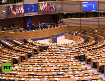 ДЕМОНАСТРАЦИЈЕ ШИРОМ ЕВРОПЕ: Коначан крај ЕУ?