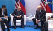 Шокантно! Шта је Путин рекао Трампу на првом састанку, због чега је сада цела БЕЛА КУЋА У ПАНИЦИ