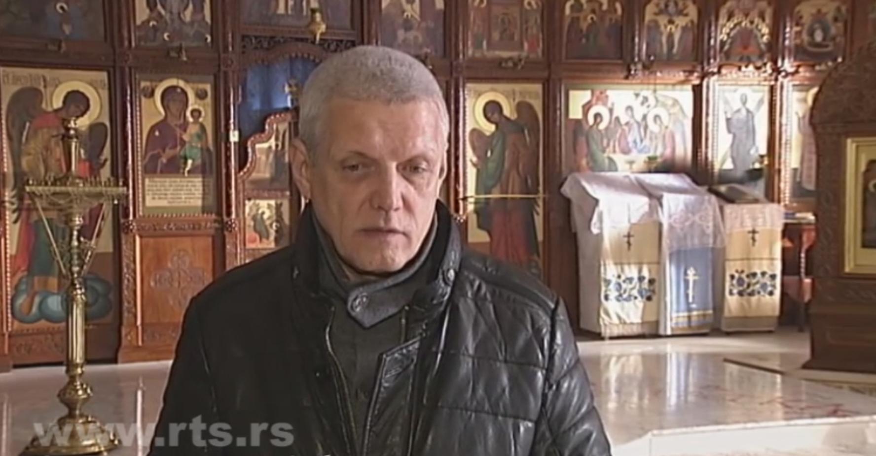 ИСПОВЕСТ ЧУВЕНОГ РУСКОГ ГЛУМЦА: Молили смо се српском свецу ...