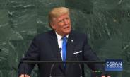 """Интернет """"експлодирао"""": Трамп држао говор, а шеф особља Беле куће… (Фото)"""