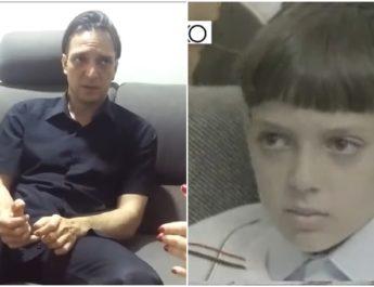 ЗАНЕМЕЋЕТЕ ДОК БУДЕТЕ ГЛЕДАЛИ СНИМАК: Зоран Марјановић као дечак прича о убицама и посети астралном свету (ВИДЕО)