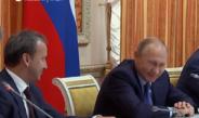 Путин се никада није оволико од срца смејао: Министар направио велики лапсус, руски председник га исправио и добио напад смеха